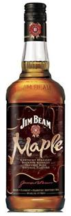 Jim Beam Bourbon Maple 750ml